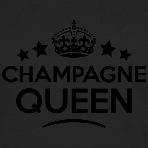 champagne queen keep calm style WOMENS T-SHIRT - Men's Premium Longsleeve Shirt