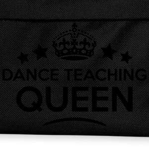 dance teaching queen keep calm style cop WOMENS T- - Kids' Backpack