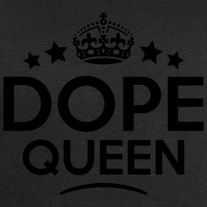 dope queen keep calm style WOMENS T-SHIRT - Men's Sweatshirt by Stanley & Stella