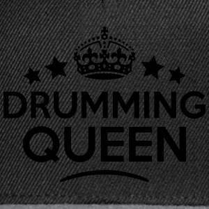 drumming queen keep calm style WOMENS T-SHIRT - Snapback Cap