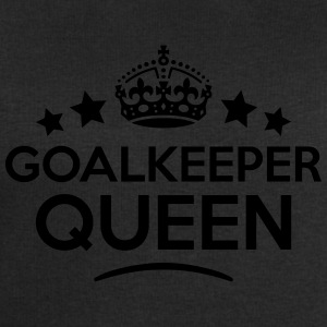 goalkeeper queen keep calm style WOMENS T-SHIRT - Men's Sweatshirt by Stanley & Stella