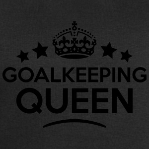 goalkeeping queen keep calm style WOMENS T-SHIRT - Men's Sweatshirt by Stanley & Stella