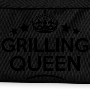 grindcore queen keep calm style WOMENS T-SHIRT - Kids' Backpack
