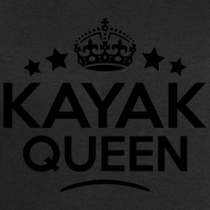 kayak queen keep calm style WOMENS T-SHIRT - Men's Sweatshirt by Stanley & Stella