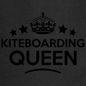 kiteboarding queen keep calm style WOMENS T-SHIRT - Cooking Apron