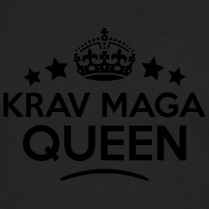 krav maga queen keep calm style WOMENS T-SHIRT - Men's Premium Longsleeve Shirt