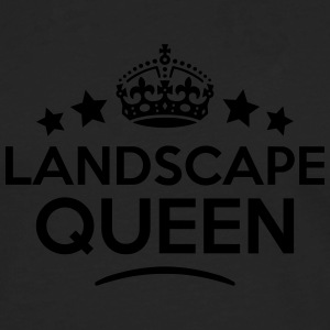 landscape queen keep calm style WOMENS T-SHIRT - Men's Premium Longsleeve Shirt