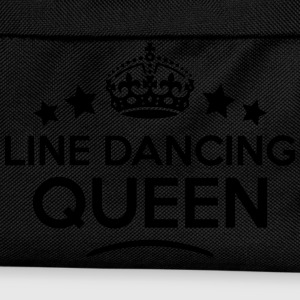 line dancing queen keep calm style WOMENS T-SHIRT - Kids' Backpack