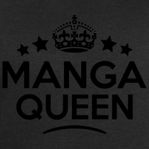 manga queen keep calm style WOMENS T-SHIRT - Men's Sweatshirt by Stanley & Stella