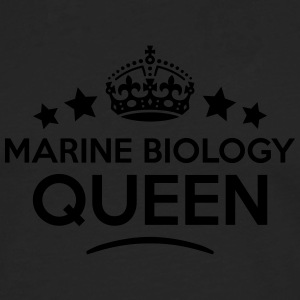 marine biology queen keep calm style cop WOMENS T- - Men's Premium Longsleeve Shirt