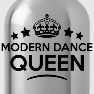modern dance queen keep calm style WOMENS T-SHIRT - Water Bottle