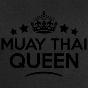 muay thai queen keep calm style WOMENS T-SHIRT - Men's Sweatshirt by Stanley & Stella