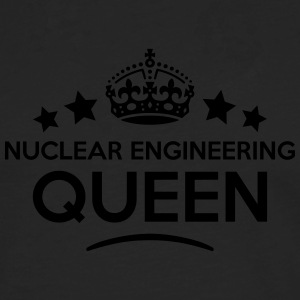 nuclear engineering queen keep calm styl WOMENS T- - Men's Premium Longsleeve Shirt