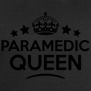 paramedic queen keep calm style WOMENS T-SHIRT - Men's Sweatshirt by Stanley & Stella