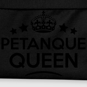 petanque queen keep calm style WOMENS T-SHIRT - Kids' Backpack