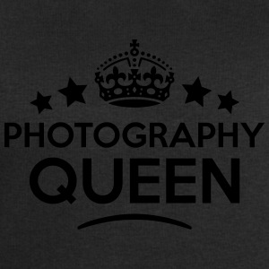 photography queen keep calm style WOMENS T-SHIRT - Men's Sweatshirt by Stanley & Stella
