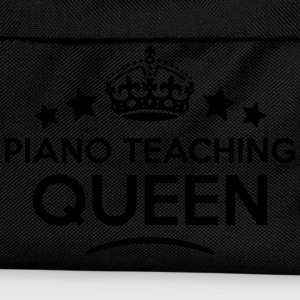 piano teaching queen keep calm style cop WOMENS T- - Kids' Backpack