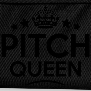pitch queen keep calm style WOMENS T-SHIRT - Kids' Backpack