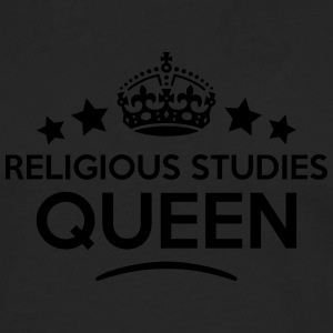 religious studies queen keep calm style  WOMENS T- - Men's Premium Longsleeve Shirt