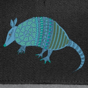 Blue armadillo t-shirt for teenagers - Snapback Cap
