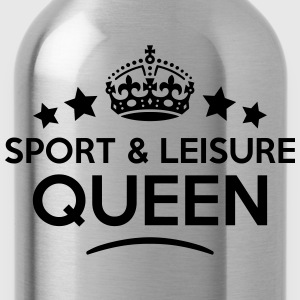 sport  leisure queen keep calm style cop WOMENS T- - Water Bottle