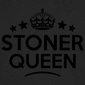 stoner queen keep calm style WOMENS T-SHIRT - Men's Premium Longsleeve Shirt