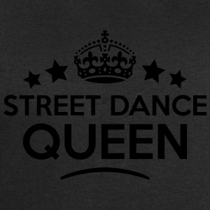 street dance queen keep calm style WOMENS T-SHIRT - Men's Sweatshirt by Stanley & Stella