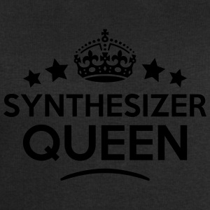 synthesizer queen keep calm style WOMENS T-SHIRT - Men's Sweatshirt by Stanley & Stella