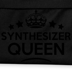 synthesizer queen keep calm style WOMENS T-SHIRT - Kids' Backpack