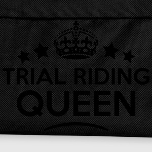 trial riding queen keep calm style WOMENS T-SHIRT - Kids' Backpack