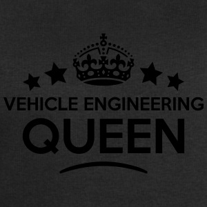 vehicle engineering queen keep calm styl WOMENS T- - Men's Sweatshirt by Stanley & Stella