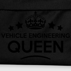 vehicle engineering queen keep calm styl WOMENS T- - Kids' Backpack