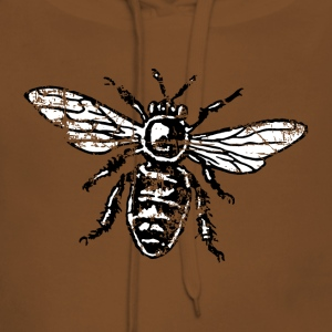 Bee Honeybee T-Shirts - Women's Premium Hoodie