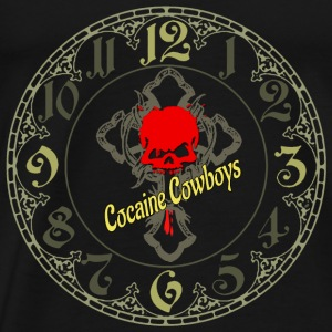 Cocaine Cowboys - Männer Premium T-Shirt