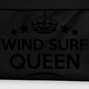 wind surf queen keep calm style WOMENS T-SHIRT - Kids' Backpack