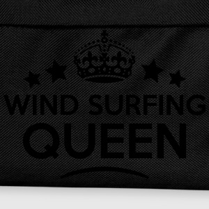 wind surfing queen keep calm style WOMENS T-SHIRT - Kids' Backpack