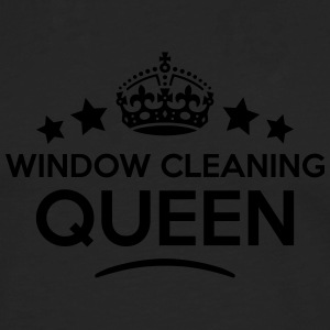 window cleaning queen keep calm style co WOMENS T- - Men's Premium Longsleeve Shirt