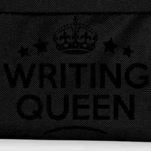 writing queen keep calm style WOMENS T-SHIRT - Kids' Backpack