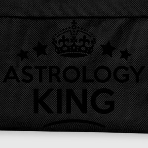 astrology king keep calm style crown sta T-SHIRT - Kids' Backpack