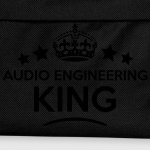 audio engineering king keep calm style c T-SHIRT - Kids' Backpack