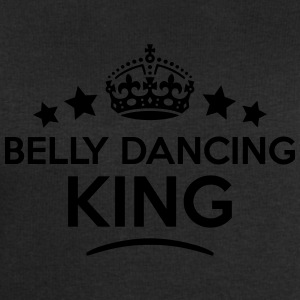 belly dancing king keep calm style crown T-SHIRT - Men's Sweatshirt by Stanley & Stella