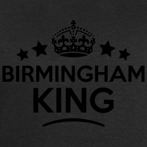 birmingham king keep calm style crown st T-SHIRT - Men's Sweatshirt by Stanley & Stella