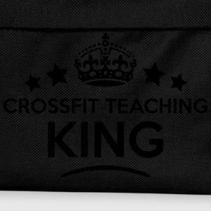 crossfit teaching king keep calm style c T-SHIRT - Kids' Backpack
