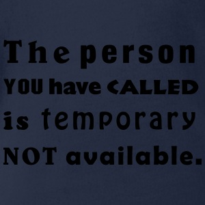 the person you have called Tee shirts - Body bébé bio manches courtes