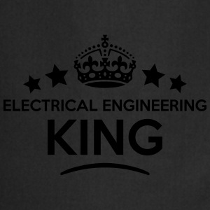 electrical engineering king keep calm st T-SHIRT - Cooking Apron