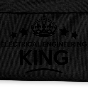 electrical engineering king keep calm st T-SHIRT - Kids' Backpack