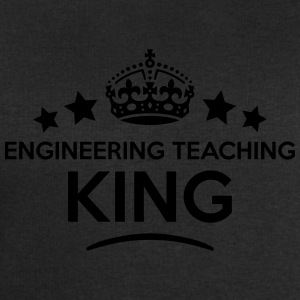 engineering teaching king keep calm styl T-SHIRT - Men's Sweatshirt by Stanley & Stella