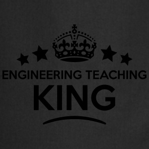 engineering teaching king keep calm styl T-SHIRT - Cooking Apron