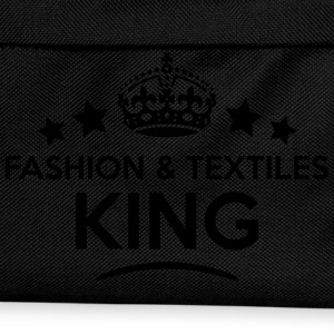 fashion  textiles king keep calm style c T-SHIRT - Kids' Backpack
