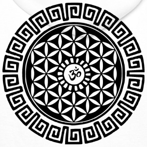 Om Flower of Life Sports wear - Men's Premium Hoodie